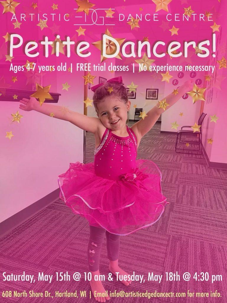petite dance class